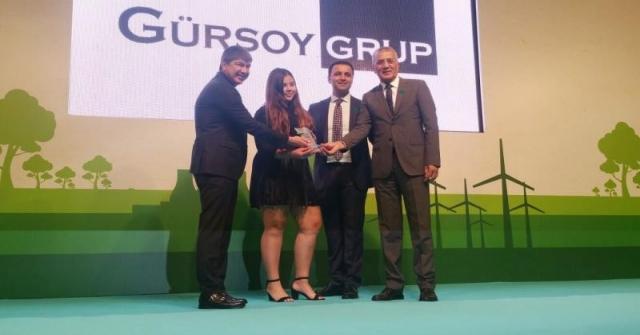 Mezitliden İki Firmaya Çevre Ödülü