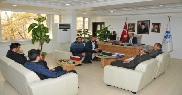 Akşehir Belediyesinde Kış Tedbirleri Toplantısı