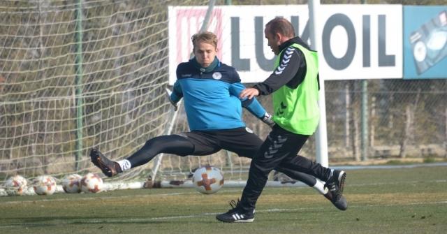 Atiker Konyasporda, Vitoria Guimares Maçı Hazırlıkları Başladı