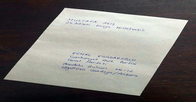 Cumhurbaşkanı Başdanışmanı Akıştan Kemal Kılıçdaroğluna Açık Mektup