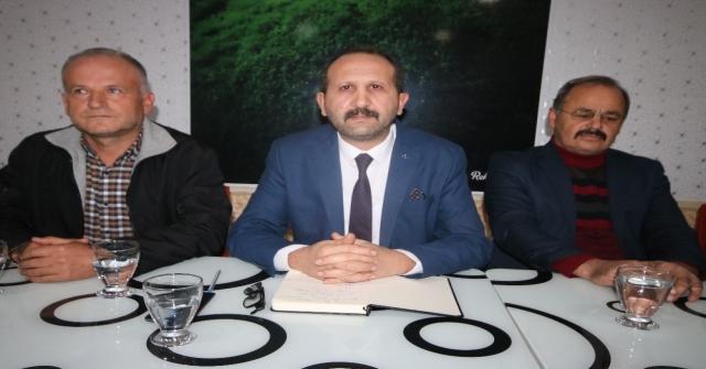 Mhp Beyşehir İlçe Yönetimi Görevden Alındı