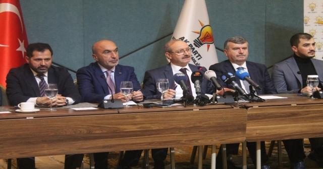 Ak Parti Genel Başkan Yardımcısı Sorgun: Zaruri Bir Durum Doğmadıkça Erken Seçim Gündemde Değil