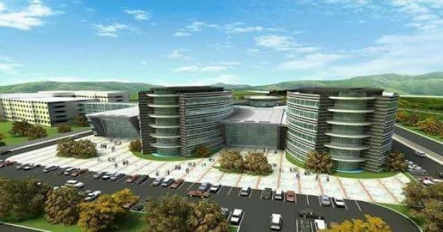 Tarsus Devlet Hastanesi İhalesi Sonuçlandı