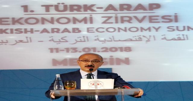 Bakan Elvan: Birileri Gibi Arap Ülkelerine Bire Mal Edip, Bine Satalım Demiyoruz