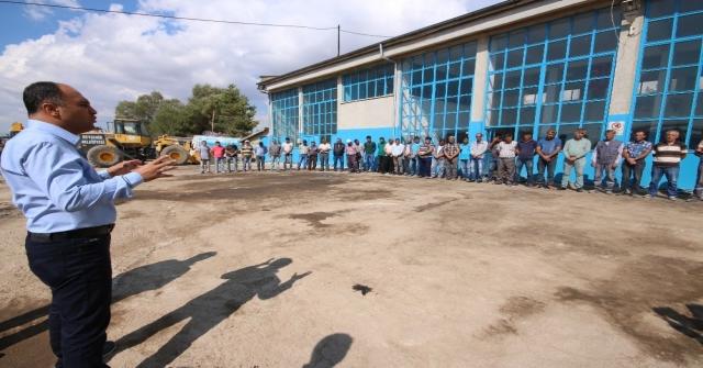 Beyşehir Belediyesine Kadro İçin 168 Taşeron İşçi Başvuruda Bulundu