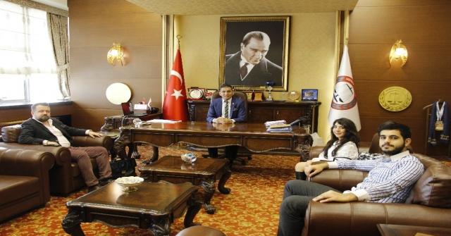 Baro Başkanı Er: İtibarlı Ve Kurumsal Kimlik Oluşturmayı Amaçlıyoruz