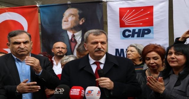 Adil Aktay: Chp Mersin İl Başkanlığı Halkın Evi Olacak