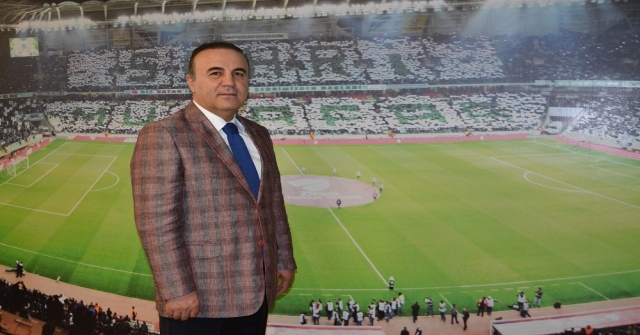 Atiker Konyaspor Başkan Yardımcısı Ahmet Baydar: Yeter Artık