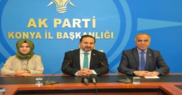 Milletvekili Özdemir: Şartlar Bizi Bu Operasyona Mecbur Kıldı