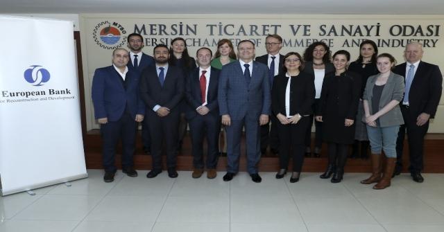 Ebrd Ve Mtso Türkiyenin Güneyindeki Firmaları Desteklemek İçin Güçlerini Birleştiriyor