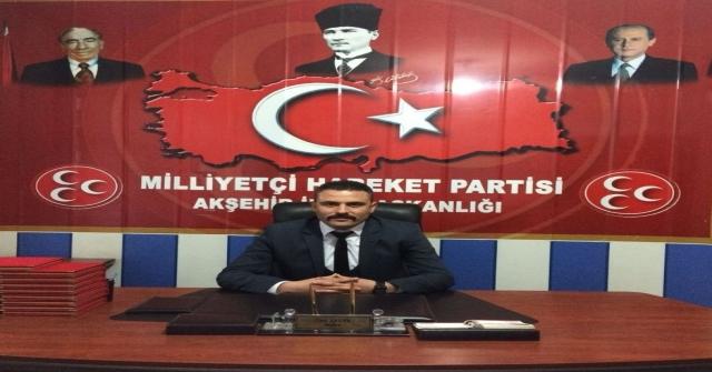 Mhp Akşehir İlçe Teşkilatında Görev Dağılımı Yapıldı