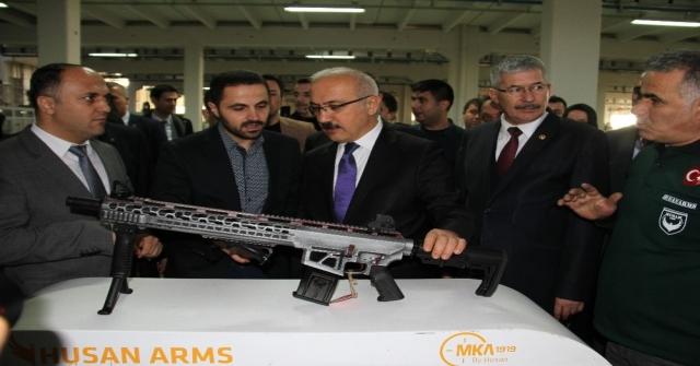 Kalkınma Bakanı Lütfi Elvan Beyşehirde