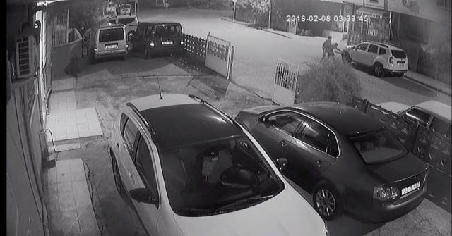 14 Aracın Lastiklerini Kesen 3 Kişi Yakalandı