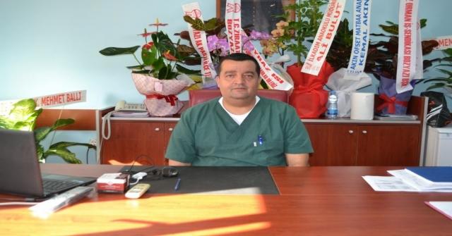 Bozyazı Devlet Hastanesi Başhekimi İbrahim Püryan Oldu