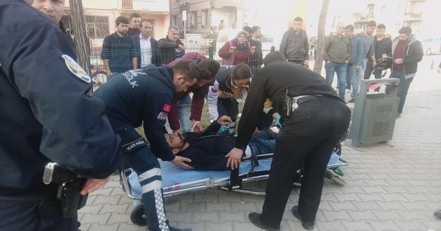 Ereğlide Bıçaklı Kavga: 3 Yaralı