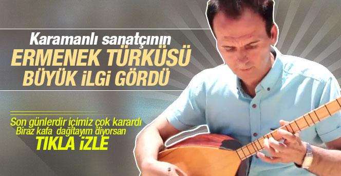 Mesut Murat'ın Ermenek Türküsü