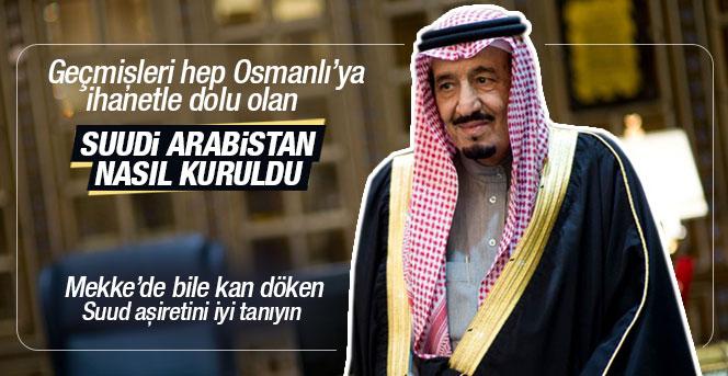 Suudi Arabistan nasıl kuruldu