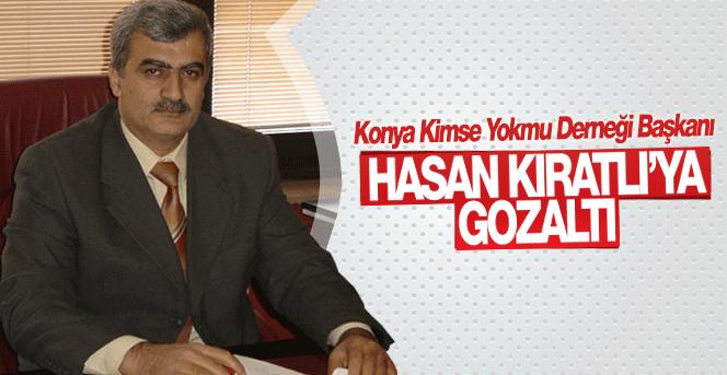 Hasan Kıratlı'ya Gözaltı Kararı