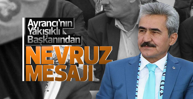 Büyükkarcı 'Türk'ün Bahar Bayramı Kutlu Olsun'