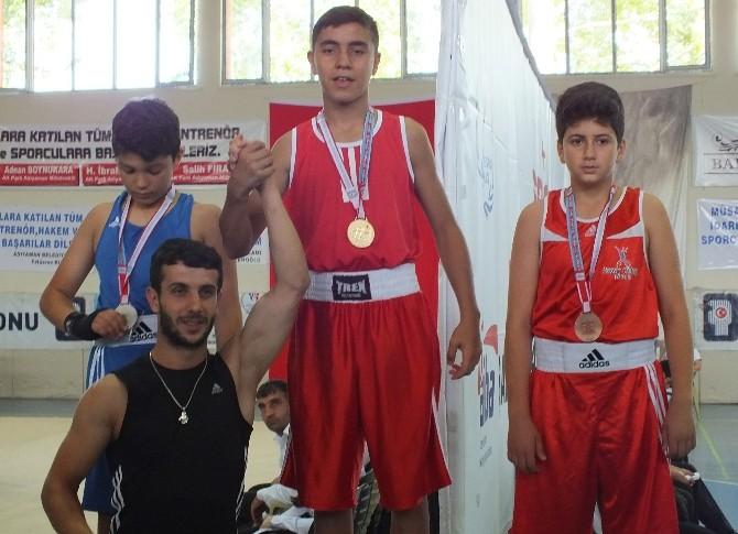 Alt Minikler Ferdi Türkiye Boks Şampiyonası