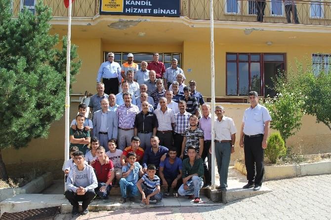 Cihanbeyli Belediyesi'nde Mobil Belediye Uygulaması Sürüyor