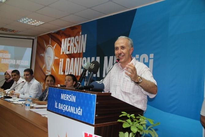 AK Parti Mersin Milletvekili Mustafa Muhammet Gültak: