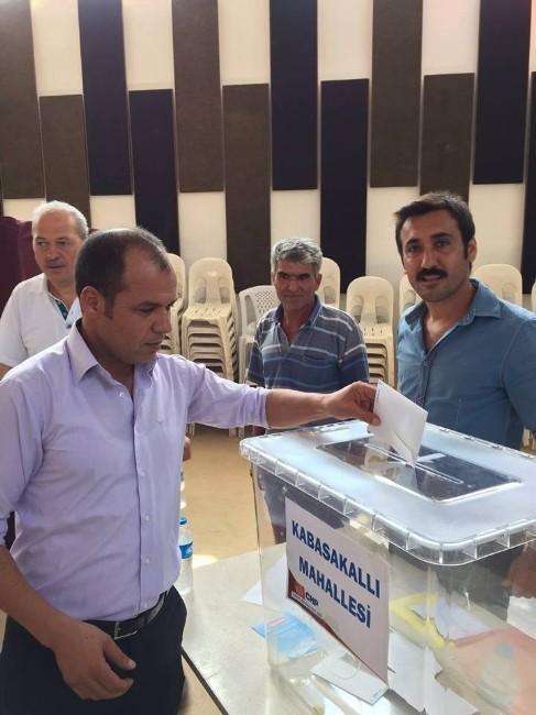 CHP Silifke Delege Seçimlerini Yaptı