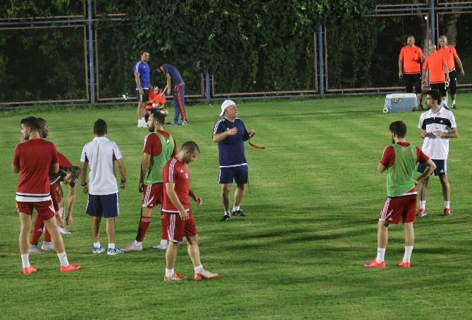 Mersin İdmanyurdu, Kayserispor Maçının Hazırlıklarını Sürdürdü