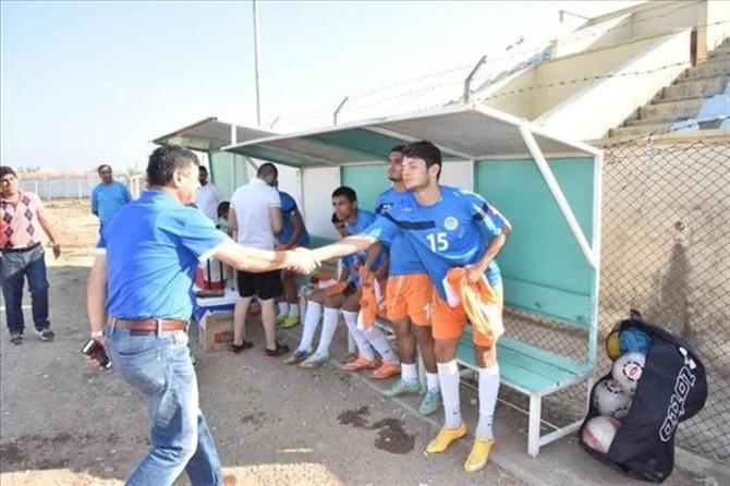 Anamur Belediye Spor Hazırlık Maçında Göz Doldurdu