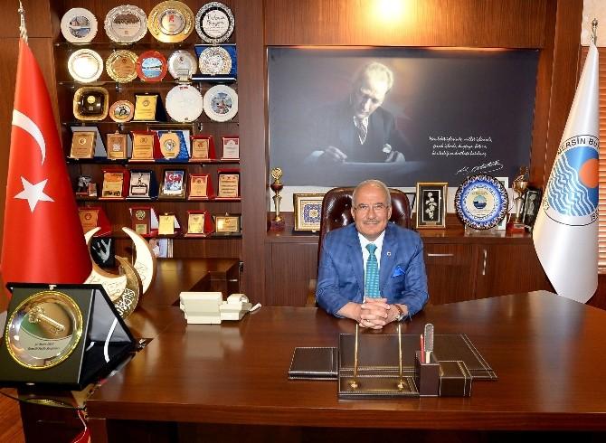 Başkan Kocamaz Zafer Bayramı'nı Kutladı