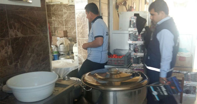 Beyşehir'de zabıta ekipleri bayram öncesi denetimlere hız verdi