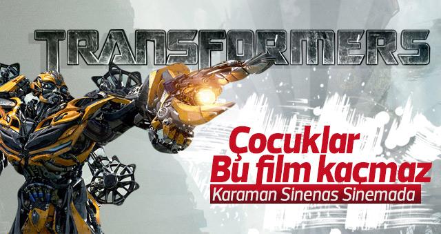 Transformers 5 Filmi Karamanda