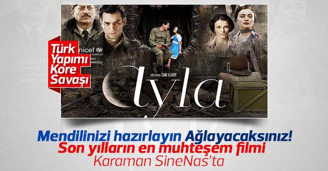Ayla Filmi Karaman SineNas'ta