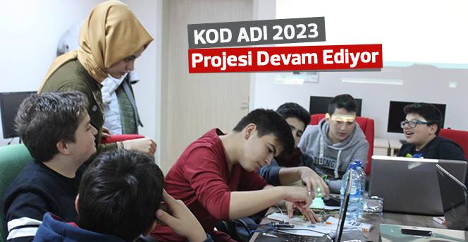KOD ADI 202 Projesi Devam Ediyor
