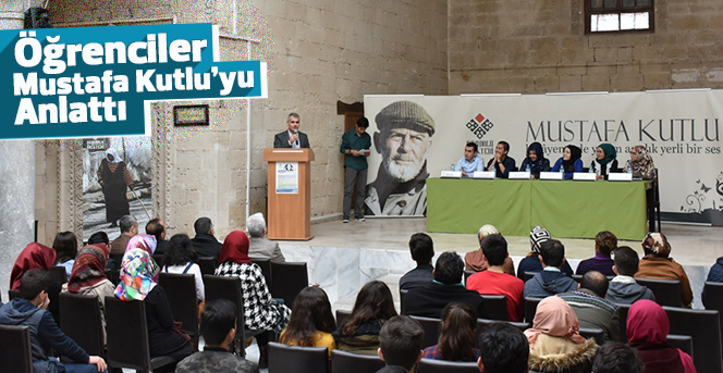 Anadolu Mektebi Öğrencileri Mustafa Kutlu'yu Anlattı