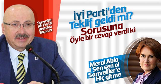 Hayri Samur'dan İYİ Parti yorumu