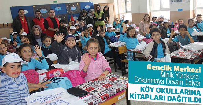 Gençlik Merkezi, Minik Yüreklere Dokunmaya Devam Ediyor