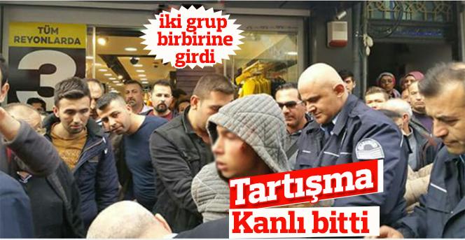 Karaman'da Kavga kanlı bitti