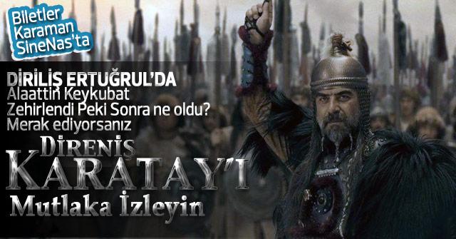 Direniş Karatay Karaman SineNasta