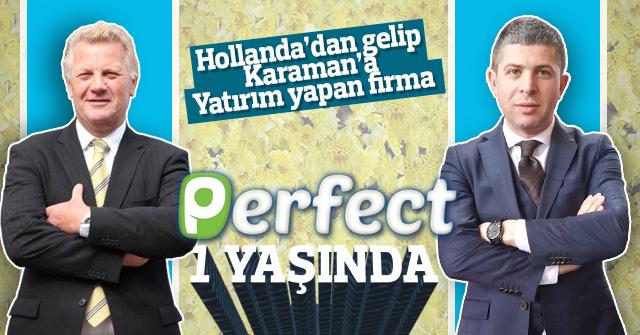 Perfect Türkiye 1 Yaşında