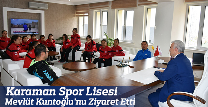 Karaman Spor Lisesinden Türkiye Başarısı