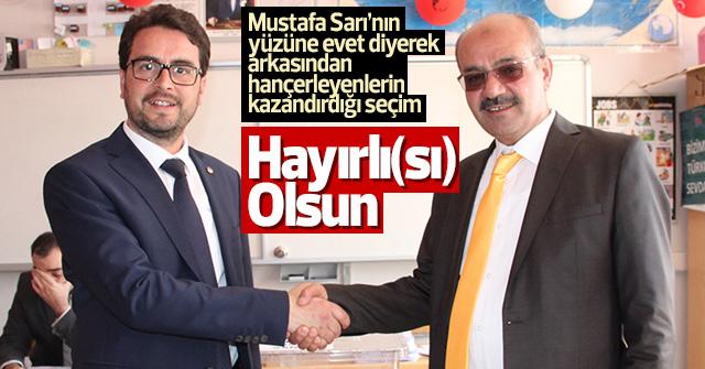 KTSO'nun yeni başkanı Mustafa Gökhan Alkan oldu