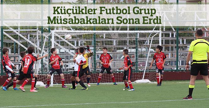 Küçükler Futbol Grup Müsabakaları Sona Erdi