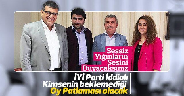 İYİ Parti'den haber sitemize ziyaret