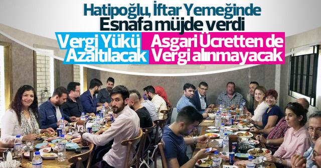 İYİ Parti Karaman Basınıyla İftarda buluştu
