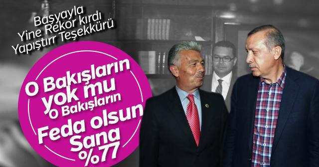 Şerafettin Bulgurcu'dan teşekkür mesajı