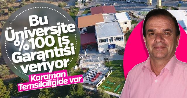 Kıbrıs İlim Üniversitesi gençlere yeni umut olacak