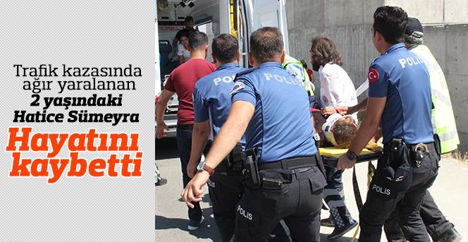 Karaman'daki kazada ölü sayısı 3'e yükseldi