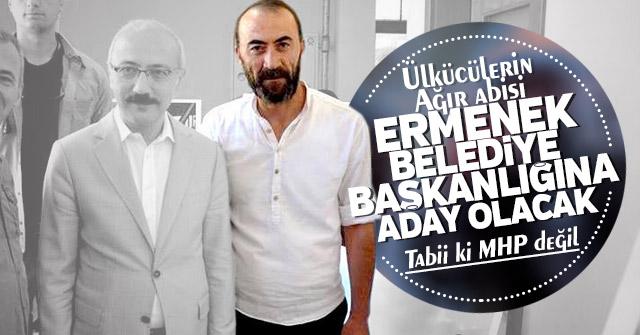 Gazeteci İlhami Etçi Belediye Başkanlığına aday