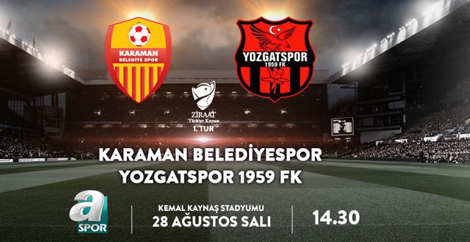 Karaman Belediyespor Türkiye Kupası Maçına Çıkıyor